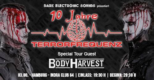 Terrorfrequenz - 10 Jahre Jubiläumstour at Hamburg @ Indra Club 64 | Hamburg | Hamburg | Deutschland