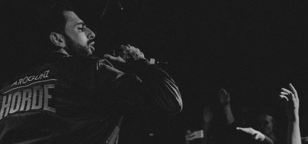 Punch Arogunz 2018 @ Indra Club 64 | Hamburg | Hamburg | Deutschland