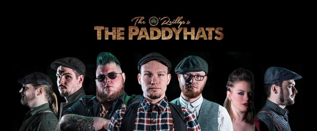 The O'Reillys and the Paddyhats at Indra Club 64 @ Indra Club 64   Hamburg   Hamburg   Deutschland