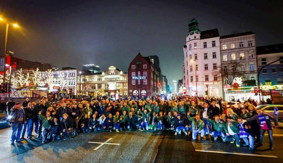 Gangs United Stammtisch @ Indra Club 64 | Hamburg | Hamburg | Deutschland