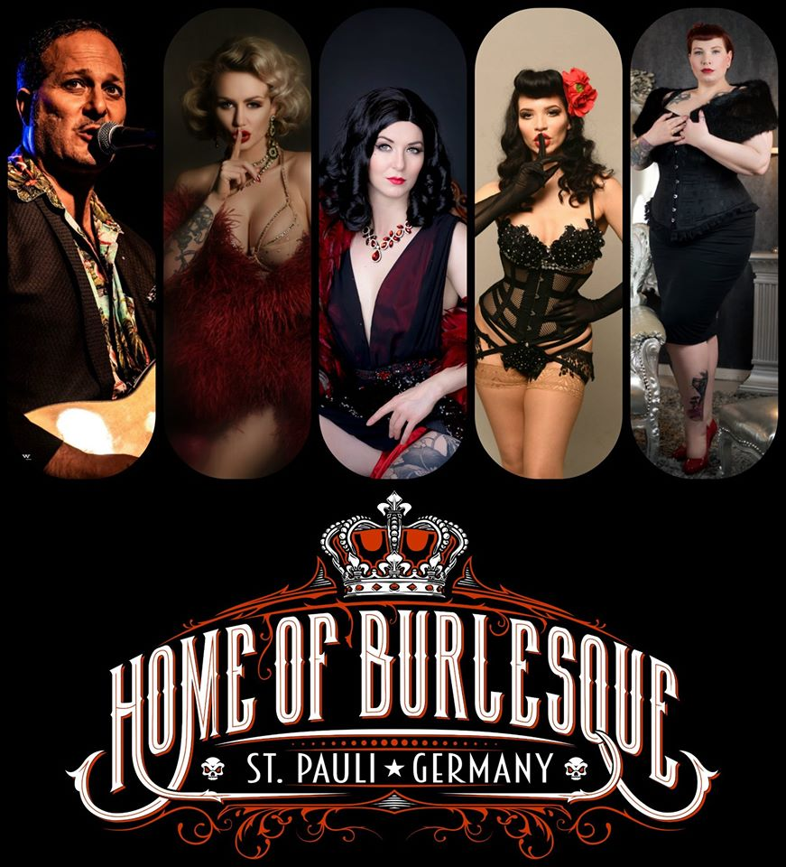 Home of Burlesque Shoe Dezember 2019 @ Indra Club 64
