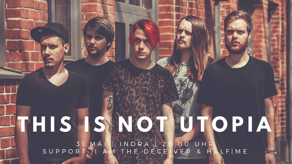 This Is Not Utopia - Album Release Show @ Indra Club 64