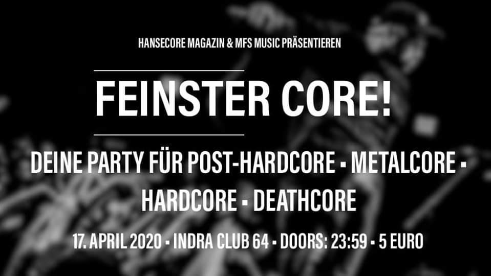 Feinster Core! | Party - HanseCore Magazin